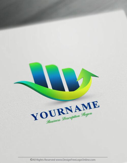 Finance Logo Making Made with online logo maker. Design your own Finance logo online