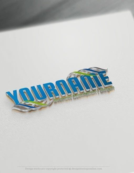 Abstract-lines-Online-Logo-Template