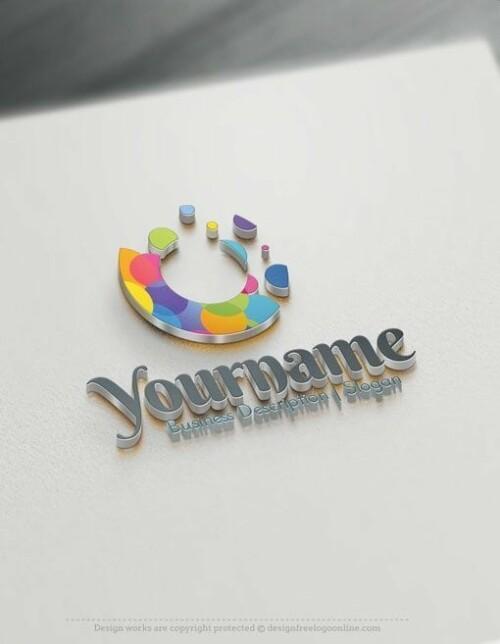 Art-Dots-Online-Logo-Template