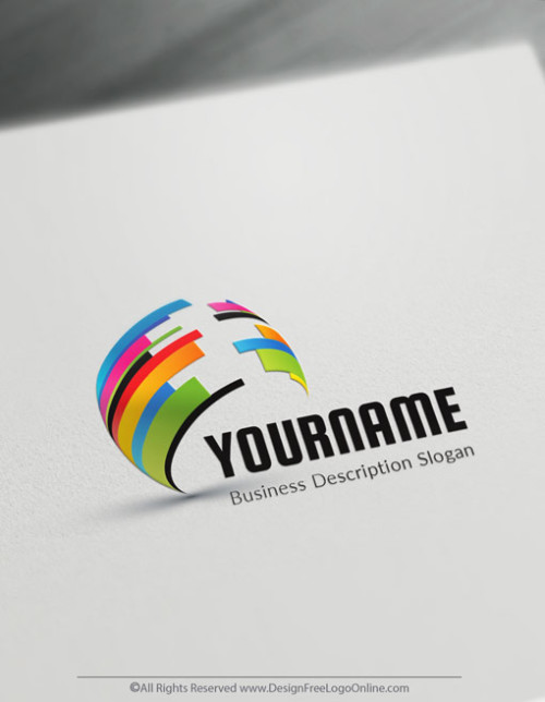 Create Your Own Logo with 3D Abstract Logo Templates