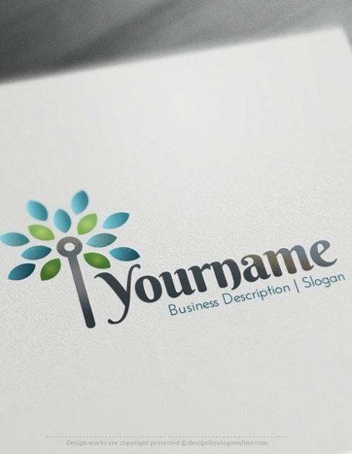 Design-Free-Art-Tree-Online-Logo-Template
