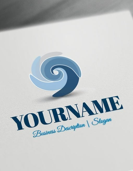 Design-Free-Logo-Spiral-Online-Logo-Template