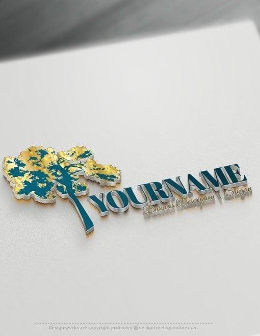 Design-Free-Logo-Tree-Online-Logo-Template