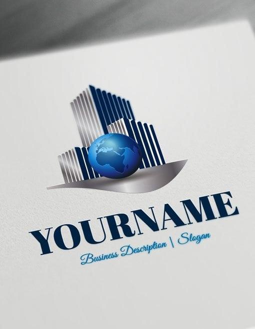 Design-Free-Online-Real-Estate-Logo