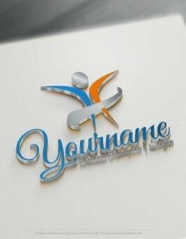 Human-Online-Logo-Template