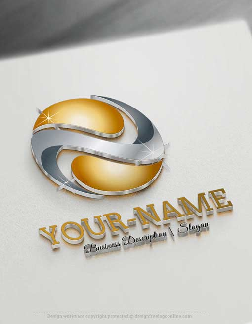 3D LOGOS - Create 3D Logo Online with our Free Logo Maker