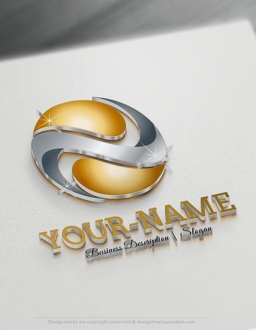 Create a Logo Online with our Free Logo Maker and 1000's of 3D Logos.