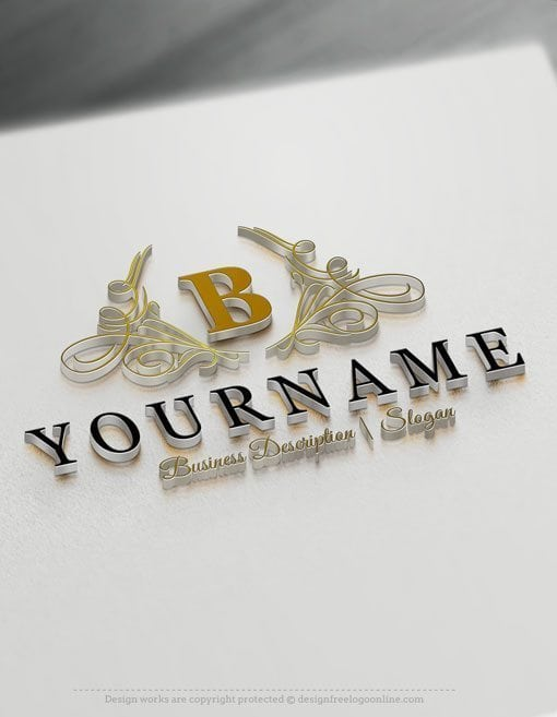 free-design-Initials-Luxury-Logo-Template