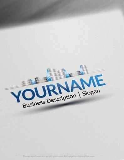 00543 2Db Building logo design free logos online-03