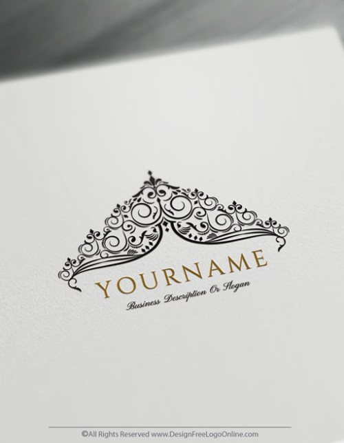 Create Royal Crown for Logo with the Vintage Logo Maker