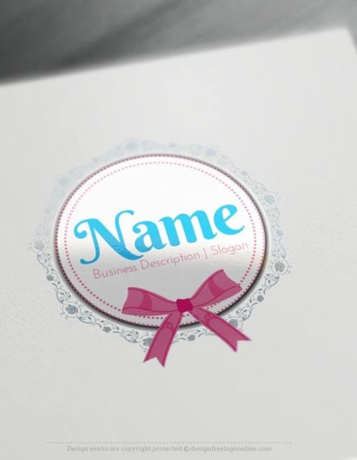 Baby-lace-frame-online-Logo