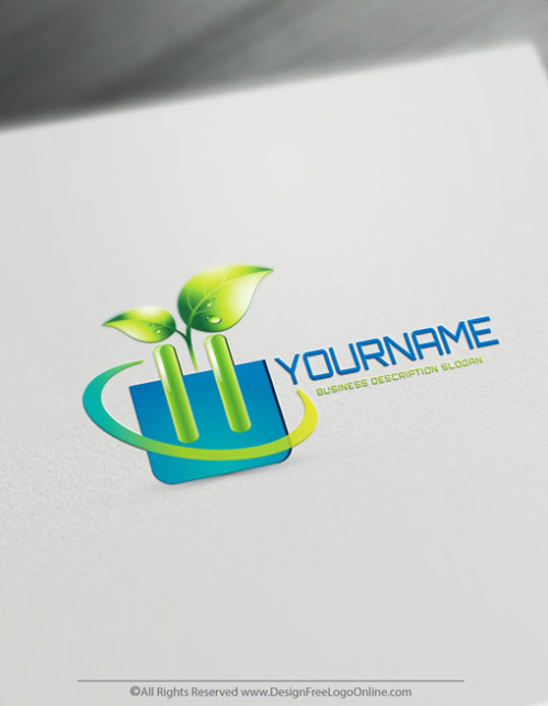 Electrician Logos - Free Power Logo Maker - Eco Energy Logo Design