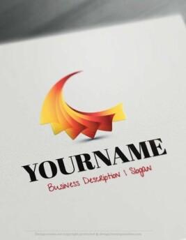 Design-Free-3D-Art-Abstract-Logo-TemplateS