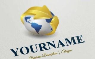 Globe Logo Templates