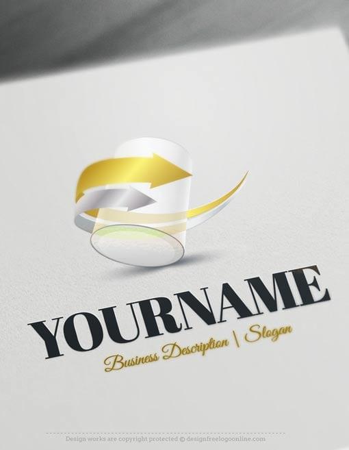 Design-Free-3D-Tube-Online-Logo-Template