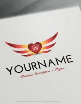 Design-Free-Alphabet-Initials-heart-Logo-Template