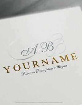 Design-Free-Alphabet-Logo-Template