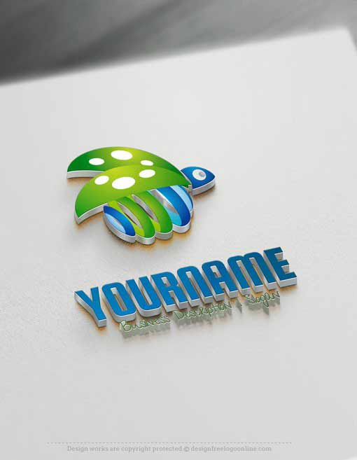 Design-Free-Animal-Beetle-Online-Logo-Template