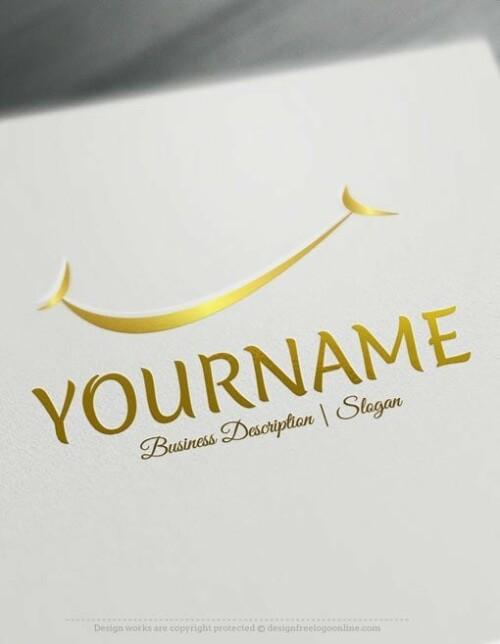 Design-Free-Dental-Smile-Online-Logo-Template