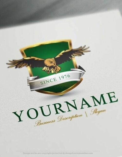 Design-Free-Eagle-Shield-Logo-Template