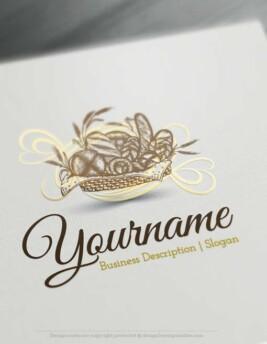 Design-Free-Logo-Bakery-Online-Logo-Template