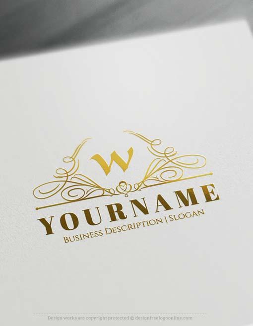 Design-Free-Logo-Vintage-retro-Online-Logo-Template