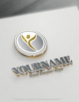 Design-Free-Luxury-Human-Logo-Template