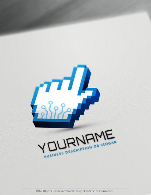 Free Online e-commerce website Logo Maker