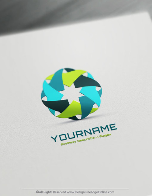 Create Cool Infinity Logo Ideas with Abstract Logo Templates
