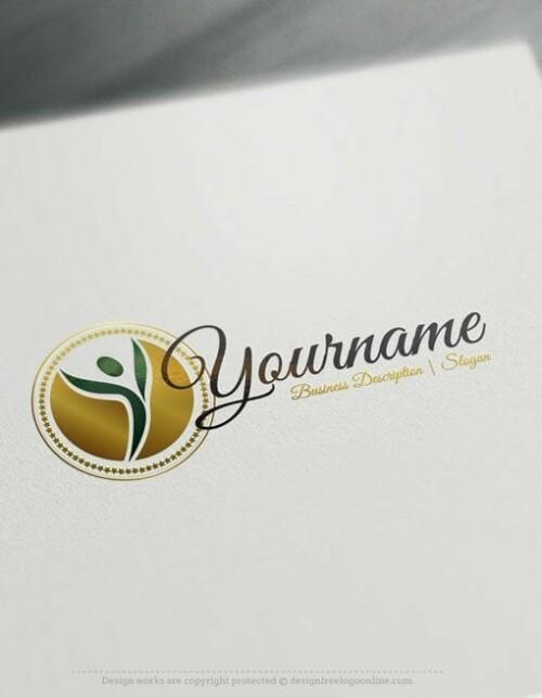 Luxury-Human-Logo-Template