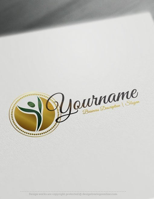 Luxury-Human-Logo-Template