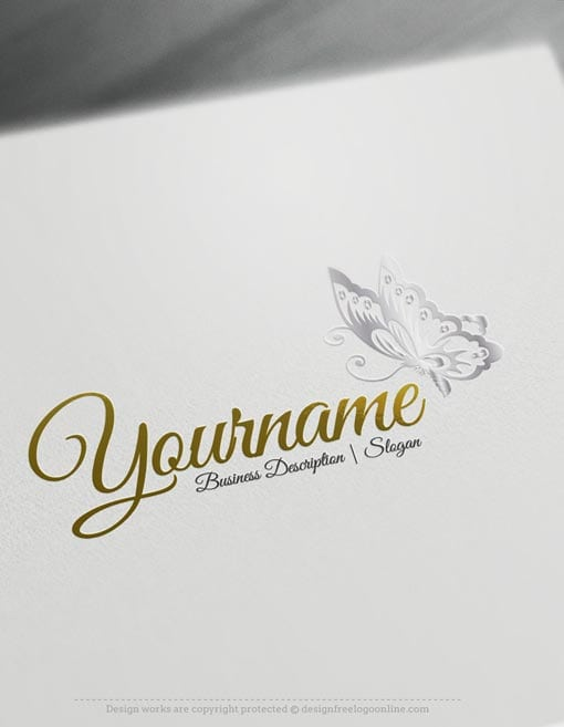 Luxury-Online-Logo-Template