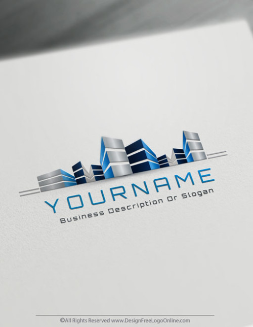 Instantly create your own Building Logo Design Online Using Real Estate Logo Maker. Create as many cool realtor logo ideas as you need free.
