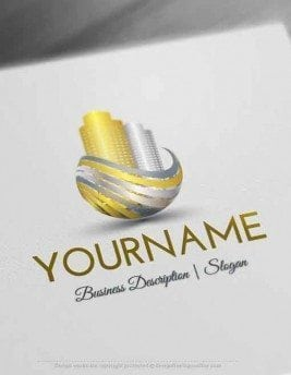 gold-Real-Estate-logo-free-logo-maker