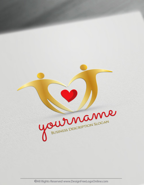 luxury group logos maker