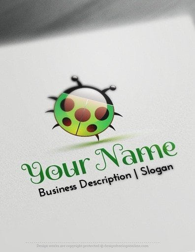 00548-2D-Ladybird-logo-design-free-logos-online-01