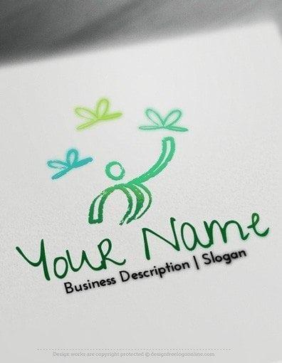 00550-2D-Butterfly-logo-design-free-logos-online-04