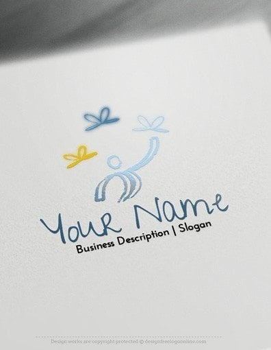 00550-3D-Butterfly-logo-design-free-logos-online-04