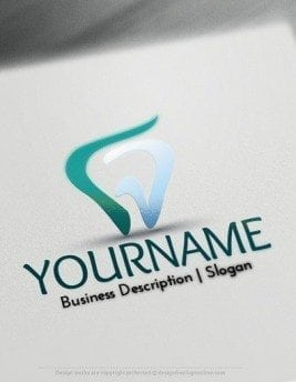 00551-2D-Dental-logo-design-free-logos-online-03