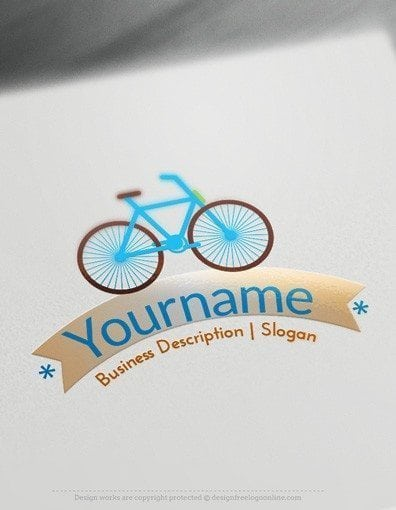 00558-2d-Bicycle-logo-design-free-logos-online-01