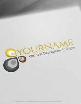 00565-2d-Colour-Drops-logo-design-free-logos-online-01