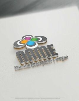 00567-3D-Colour-Clove-Globe-logo-design-free-logos-online-01