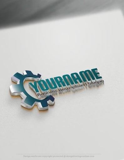 00574-3D-Industry-Gear-logo-design-free-logos-online-02-01