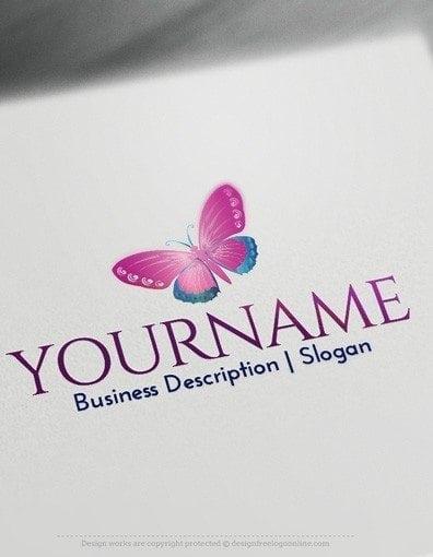 00577-2D-Butterfly-design-free-logos-online-01