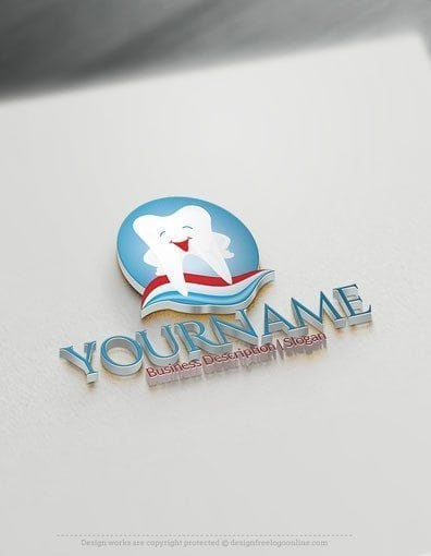 00579-3D-Dental-design-free-logos-online-01
