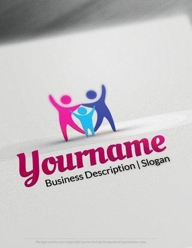 00580-2D-Family-design-free-logos-online-01