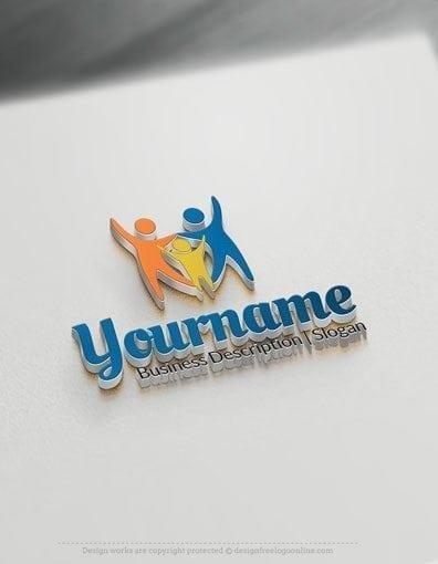 00580-3D-Family-design-free-logos-online-01