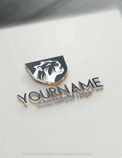 Customize this Jaguar online Logo Template yourself with our free logo designer. Create your own logos without graphic designer skills