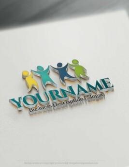 00585-3D-Kids-design-free-logos-online-02