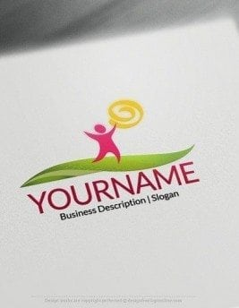 00588-2D-Sun-People-house-design-free-logos-online-01